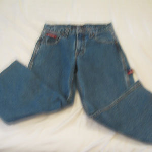 RALPH LAUREN BLUE JEAN DENIM SZ 10